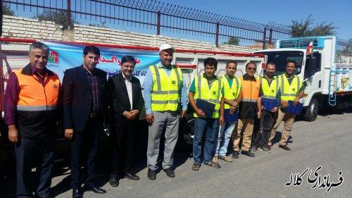 ۹ دستگاه خودرو از محل تسهیلات روستایی شهرستان به متقاضیان تحویل داده شد