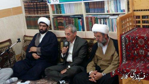 جلسه ستاد ساماندهی شئون فرهنگی در مناسبتهای مذهبی کلاله برگزار شد