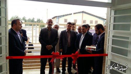 ساختمان پزشک قانونی شهرستان کلاله افتتاح و به بهره برداری رسد