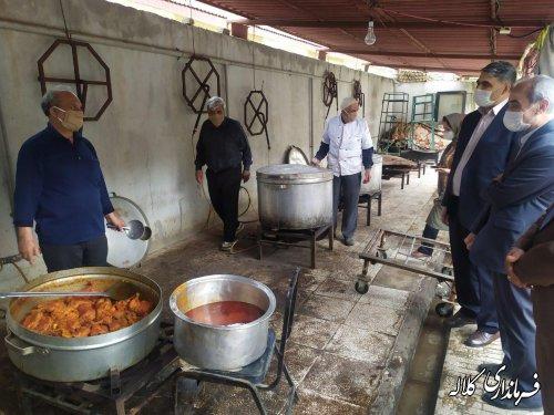 دومین آشپزخانه نیکوکاری طعام مهدوی در کلاله افتتاح شد
