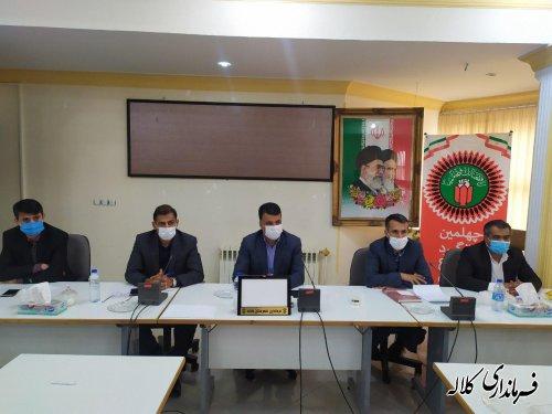 اجرای پایلوت طرح سند توسعه و اشتغال در ۱۳ روستا شهرستان کلاله