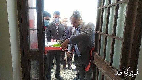 9 خانه هلال در روستاهای شهرستان کلاله افتتاح شد