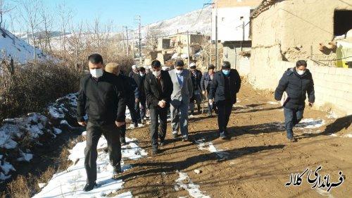 لایروبی و ساماندهی سرشاخه های گرگانرود در روستای یل چشمه