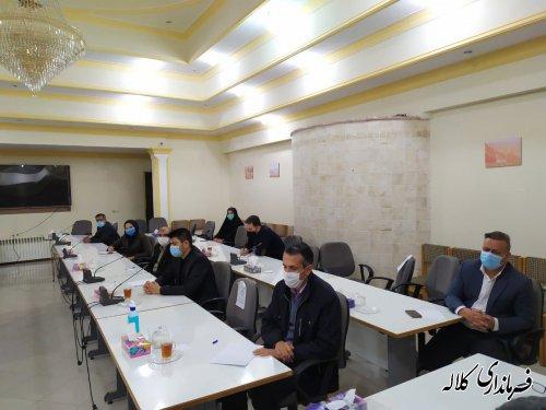 ثبت نام داوطلبان عضویت در شورای های اسلامی شهرها از ۲۰ اسفند ماه در کلاله آغاز خواهد شد