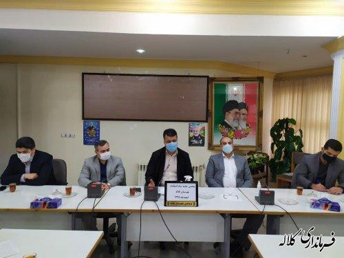 ثبت نام داوطلبان عضویت در شورای های اسلامی شهرها از ۲۰ اسفند در کلاله آغاز خواهد شد