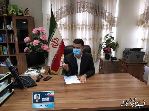 ۳۹ داوطلب دیگر در انتخابات شورای اسلامی روستا در  کلاله نام نویسی کردند