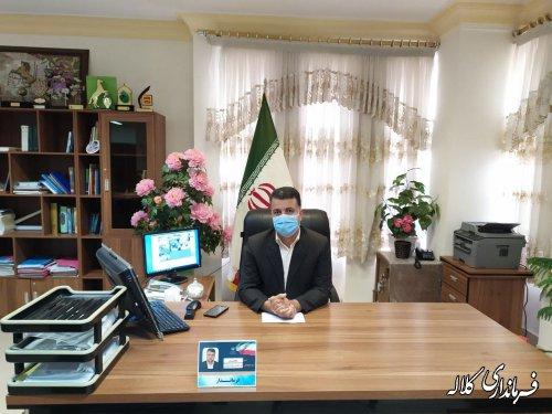 ۱۰۱ داوطلب دیگر در سومین روز از ثبت نام شورای اسلامی روستا در کلاله نام نویسی کردند