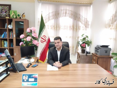 تاکنون ۲۶۵ نفر داوطلب عضویت در انتخابات شورای اسلامی روستا در کلاله شدند