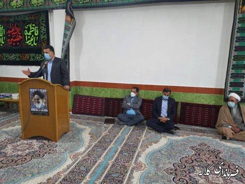 طرح واگذاری گاو شیری در روستای کاظم خواجه کلاله اجرا خواهد شد