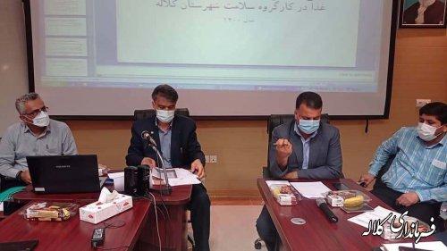 مدیران کلاله به معرفی سفیران سلامت اقدام کنند