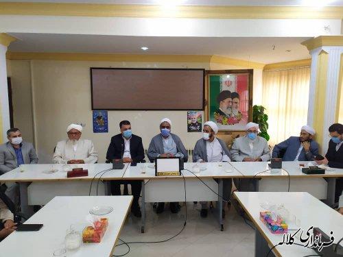 جامعه روحانیت کلاله مردم را به مشارکت گسترده در انتخابات دعوت کنند